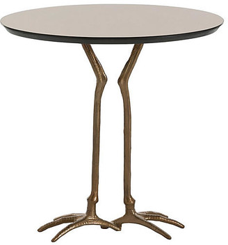 Arteriors Emilio Side Table - Bronze
