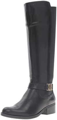 Tommy Hilfiger Women's Global Equestrian Boot
