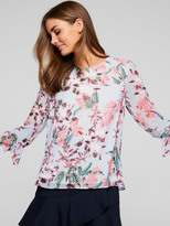Portmans Dana Printed Top