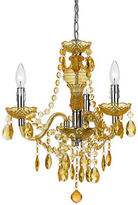 AF Lighting Fulton Three-Light Mini Chandelier