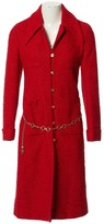 Gucci Red Cotton Coats
