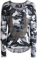 Long Sleeve Horseshoe Camo T-Shirt