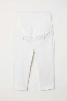 H&M MAMA Capri trousers