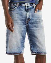 Levi's Men's 569 Loose-Fit Shorts, Rinse