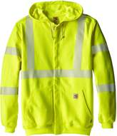 Carhartt Men's Big & Tall Flame Resistant Heavyweight High Visibility Sweatshirt