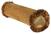 Rose Tree Bayonne Fringed Neckroll Pillow