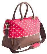 Multi-Functional Diaper Bag Red by CROSS WALKER