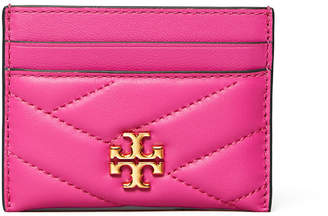 Tory Burch Kira Quilted Leather Card Case