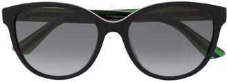 Gucci GG0703SK soft-round sunglasses
