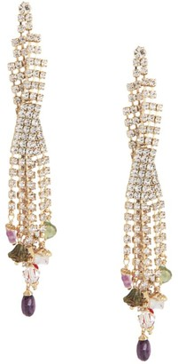 Gas Bijoux Sophia Tassel Earrings