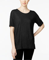 Kensie Crew-Neck Short-Sleeve T-Shirt