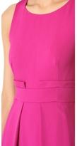 Issa Pleated Dress