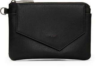 Matt & Nat NIA Zipper Wallet - Black