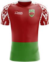 2018-2019 Belarus Home Concept Football Shirt Red