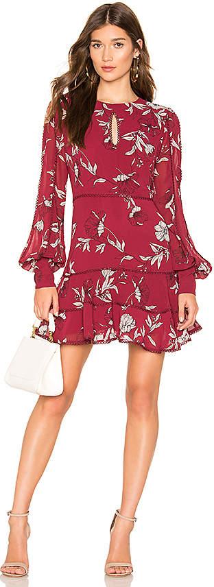 Bardot Tammy Trim Dress