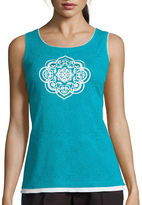 Made For Life Made for Life Medallion Tank Top - Tall