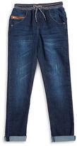 Dex Girls Drawstring Jeans