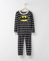 DC ComicsTM Batman Long John Pajamas In Organic Cotton