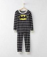 Kids DC ComicsTM Batman Long John Pajamas In Organic Cotton