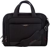 Samsonite Pro-dlx4 16 Laptop Bailhandle Expandable Work Bag, Black
