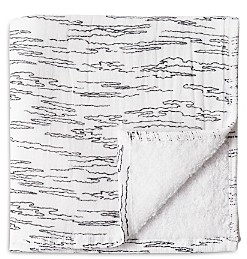 UCHINO Cloud Waffle Pile Washcloth