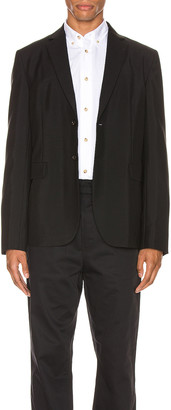 Acne Studios Antibes Suit Jacket in Black | FWRD