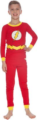 Intimo Boys' Sleep Bottoms PR735 - The Flash Red Pajama Set- Boys - Infant