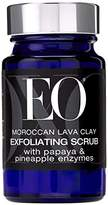 EO Ageless Skin Care Moroccan Lava Clay Exfoliating Scrub with Papaya & Pineapple Enzymes, 1.5 Ounce
