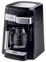 De'Longhi Delonghi 12 Cup Drip Coffee Maker - Black
