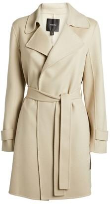 Theory Short Oaklane Coat