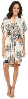 Brigitte Bailey Anara Waist-Tie Kimono Dress