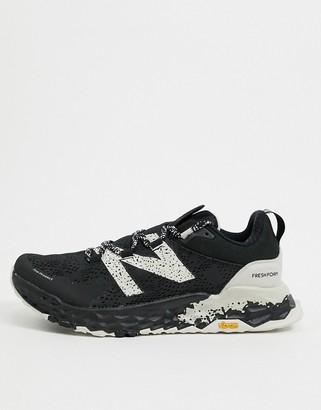 New Balance Running Freshfoam Trail Hierro trainers in black