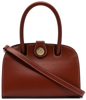 MANU Atelier micro Ladybird shoulder bag