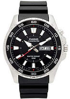 Casio Men's Black Dive Style Watch