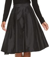 Jessica Howard Women's Pleated A-Line Skirt