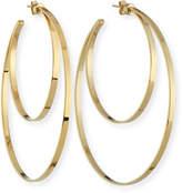 Jennifer Zeuner Jewelry Zuma Double Hoop Earrings