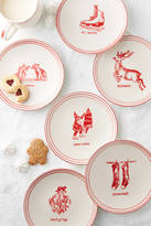 Molly Hatch Holiday Icon Canape Plate