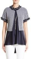 St. John Women's Aadi Tweed Knit Jacket
