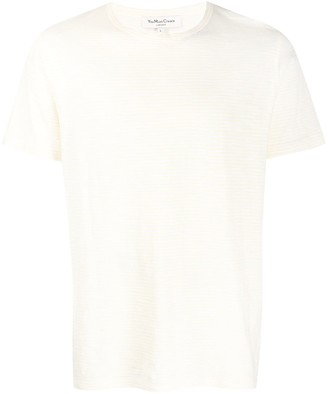 YMC short-sleeve fitted T-shirt