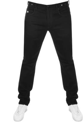 C.P. Company C P Company Regular Fit Jeans Black