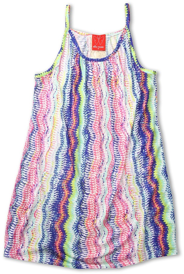 Ella Moss Zuma Tunic Girl's Dress