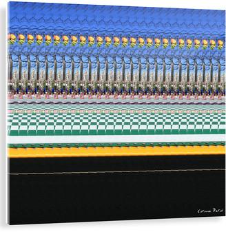 Two Palms Chicago Lignes No. 12 Canvas