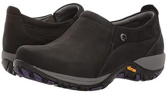 Dansko Patti (Black Milled Nubuck) Women's Shoes