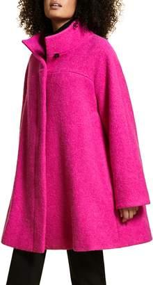 Marina Rinaldi Nascente Swing Coat