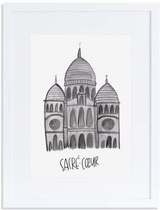Annie Montgomery Design Sacre-Cur Print