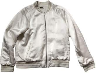 Zadig & Voltaire Spring Summer 2019 White Viscose Jackets