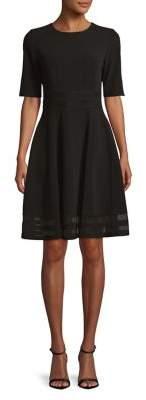 Calvin Klein Short-Sleeve Dress