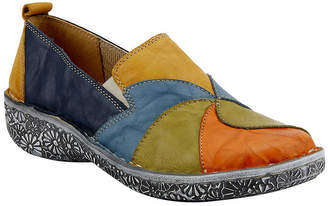 Spring Step Womens Whirlie Slip-On Shoe Closed Toe