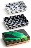 Rosanna Geometric Nesting Trays