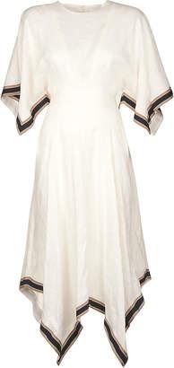 Zimmermann Juno Ribbon Long Dress